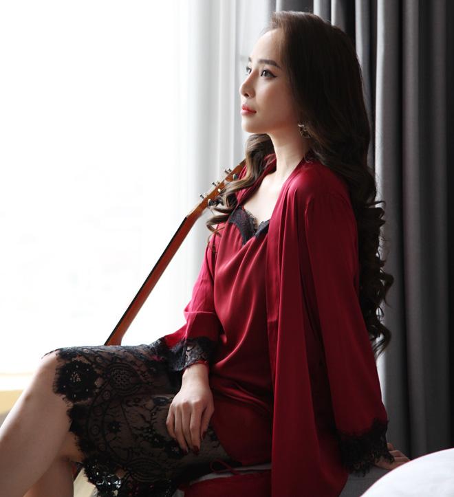 Thời trang đồ ngủ trên phim của Phương Oanh, Hồng Diễm cùng các nữ diễn viên - ảnh 22