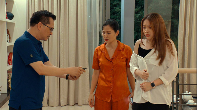 Thời trang đồ ngủ trên phim của Phương Oanh, Hồng Diễm cùng các nữ diễn viên - ảnh 44