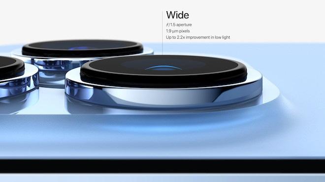 iPhone 13 ra mắt với 4 phiên bản, lên kệ ngày 24/9 - ảnh 13
