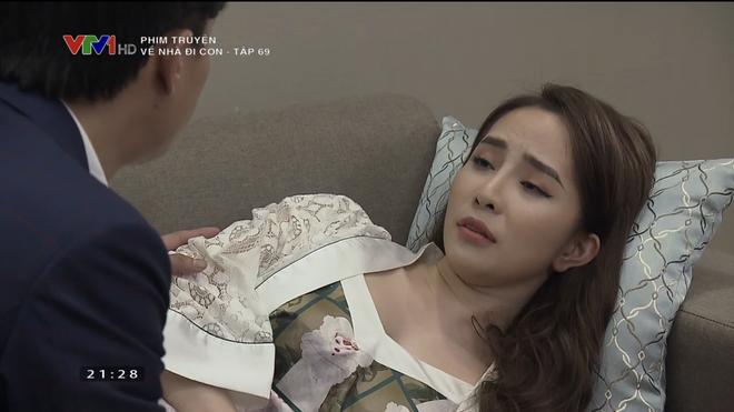 Thời trang đồ ngủ trên phim của Phương Oanh, Hồng Diễm cùng các nữ diễn viên - ảnh 28