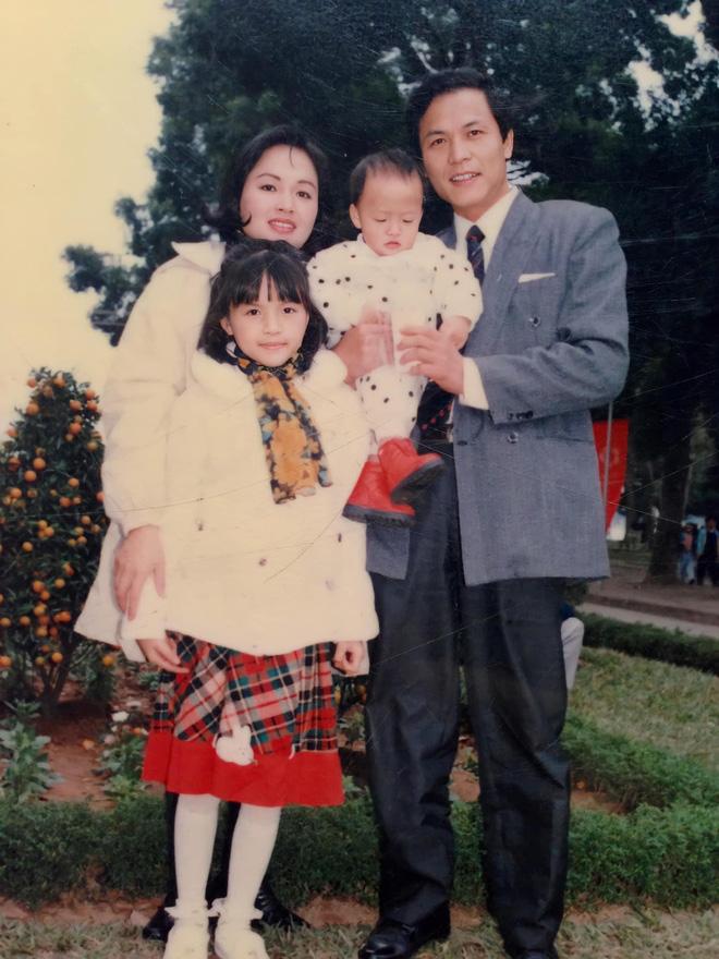 Loạt ảnh bất ngờ thời xưa của Bảo Thanh, Lương Thu Trang và Phương Oanh - ảnh 37