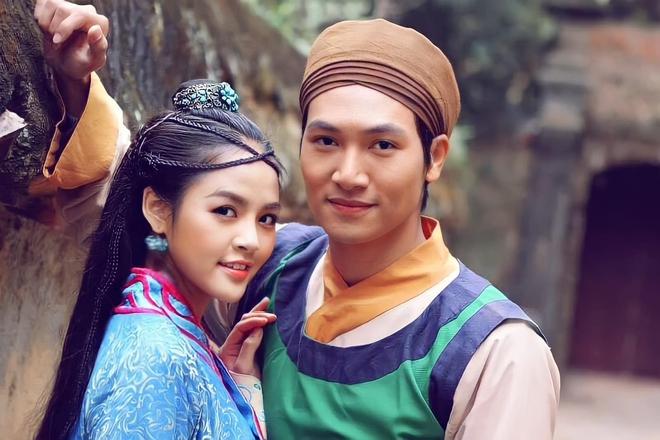 Loạt ảnh bất ngờ thời xưa của Bảo Thanh, Lương Thu Trang và Phương Oanh - ảnh 29