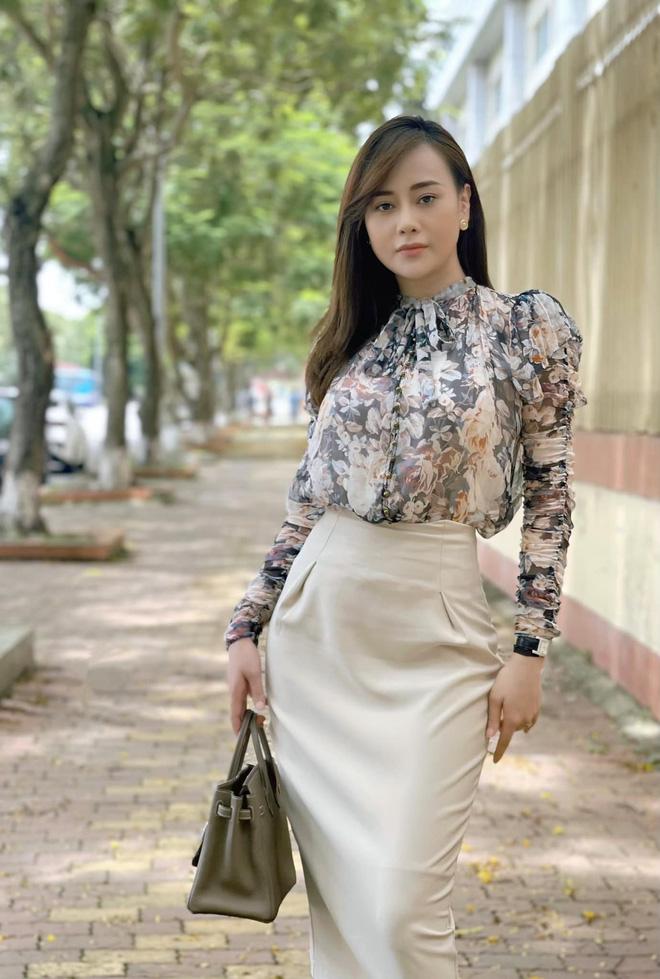 Loạt ảnh bất ngờ thời xưa của Bảo Thanh, Lương Thu Trang và Phương Oanh - ảnh 26