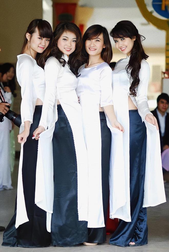 Loạt ảnh bất ngờ thời xưa của Bảo Thanh, Lương Thu Trang và Phương Oanh - ảnh 9