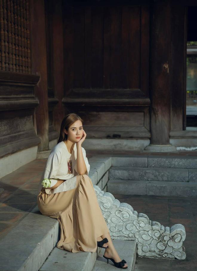 Loạt ảnh bất ngờ thời xưa của Bảo Thanh, Lương Thu Trang và Phương Oanh - ảnh 10