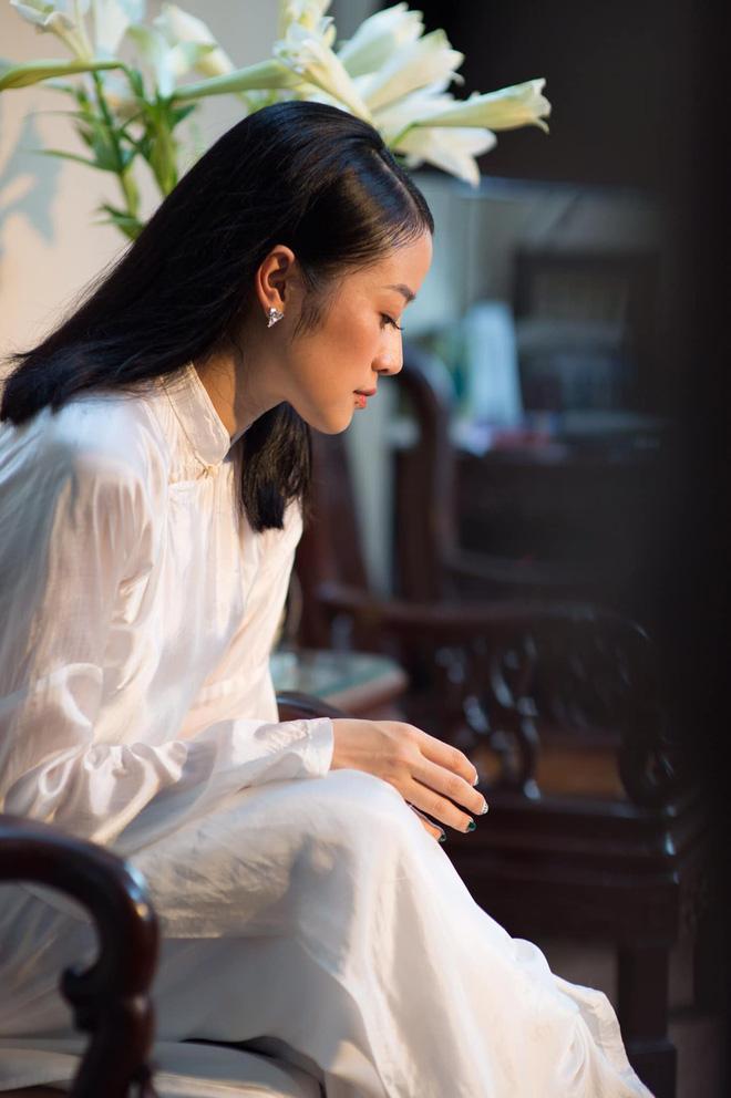 Nữ MC, BTV đẹp dịu dàng trong Lễ ăn hỏi - ảnh 23