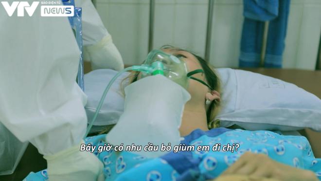 Xem VTV Đặc biệt Ranh giới: Khán giả thầm cảm ơn bác sĩ, thầm cảm ơn vì mình vẫn còn được thở - ảnh 4