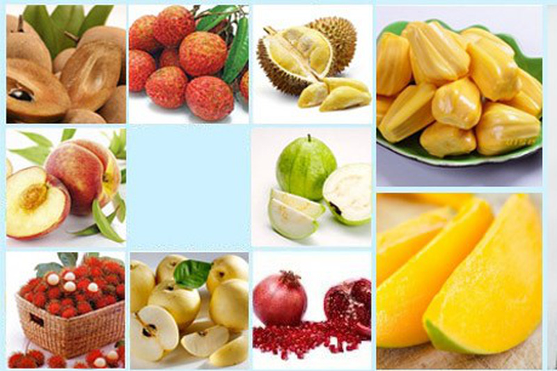 Kết quả hình ảnh cho trái cây nóng