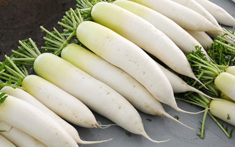 Kết quả hình ảnh cho Củ cải trắng
