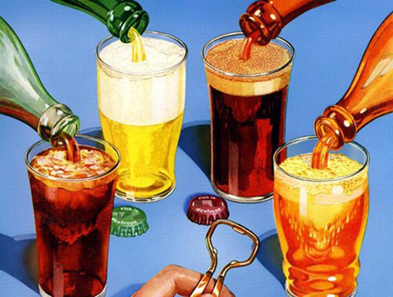 Uống nước ngọt nhiều có bị tiểu đường không?