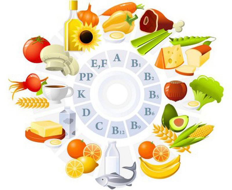 Một số vitamin thiết yếu cho sự phát triển của bé