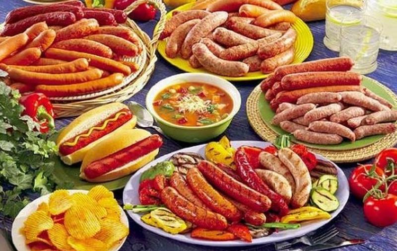 Image result for thực phẩm chế biến
