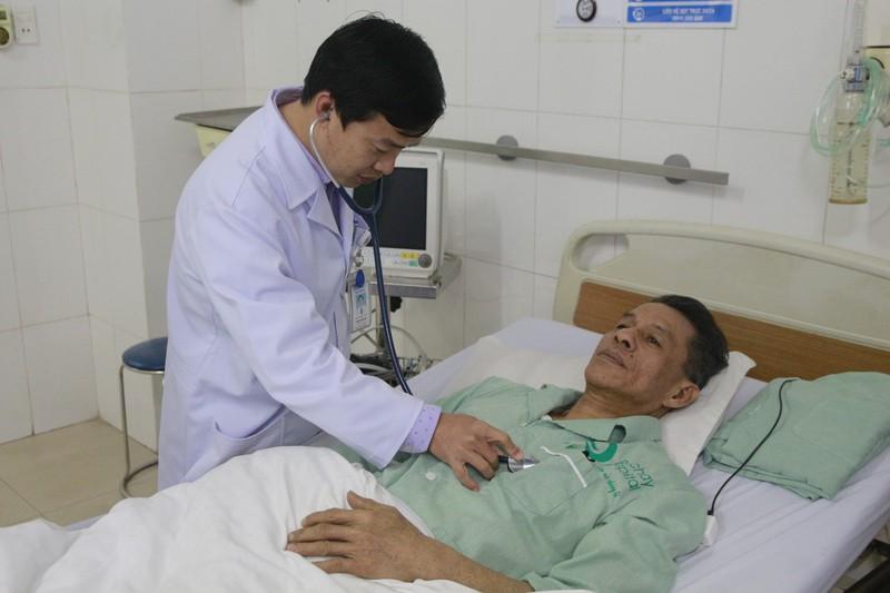 Chăm sóc bệnh nhân ung thư dạ dày