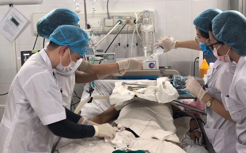 chăm sóc bệnh nhân viêm tụy cấp