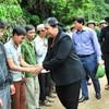 Post-flood support for Hoa Binh, Yen Bai