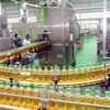 Modern beverage factory inaugurated in Quang Nam