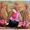 Painting exhibition celebrates Women's Day