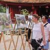 Photo exhibition celebrates Hanoi's Liberation Day