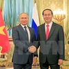 Vietnam & Russia make agreement on 20 investment projects