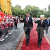 Cooperation documents signed between Vietnam and China
