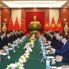 Vietnam, China hold high-level talks