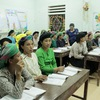 Literacy class for women in Lam Dong proves effective
