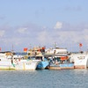 Logistics center of support opened for fishermen in Spratly
