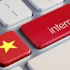 Internet development milestones in Vietnam