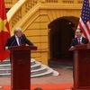 Vietnam, US issue Joint Statement