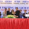 2017 International Tourism Expo kicks off in HCMC