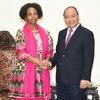 South Africa trade targets 2 billion USD