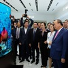 Prime Minister visits Hai Phong projects