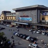 Hanoi asked to evaluate traffic density around railway station