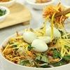 Rice paper salad – A popular street food in Vietnam