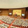Fifth session of 14th National Assembly opens in Hanoi