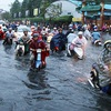 Floods affect southern localities