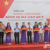 Exhibition honours exemplary Vietnamese