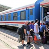 Railway ticket price discounted by 50% for early booking