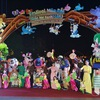 First puppetry festival held in HCM city