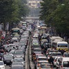 Hanoi faces serious traffic jams