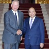 Vietnam hopes to push forward ties with US