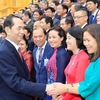 President lauds contributions of chief representatives abroad