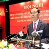 President calls for joint efforts in national security defence