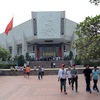 Ho Chi Minh Museum - Fragrant lotus in the heart of the capital