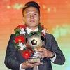 Nguyen Quang Hai wins Vietnamese Golden Ball Award 2018