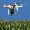 UAV for agriculture piloted