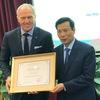 Golfer becomes Vietnam's tourism ambassador