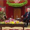 Vietnam, Cuba foster defense ties