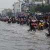Return of high tide in HCMC