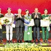Awards presented for promoting President Ho Chi Minh's thoughts, morals and style